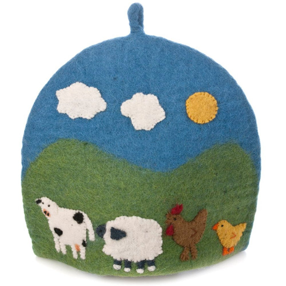 Felt Farm Tea Cosy