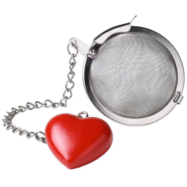 Heart Tea Infuser Ball