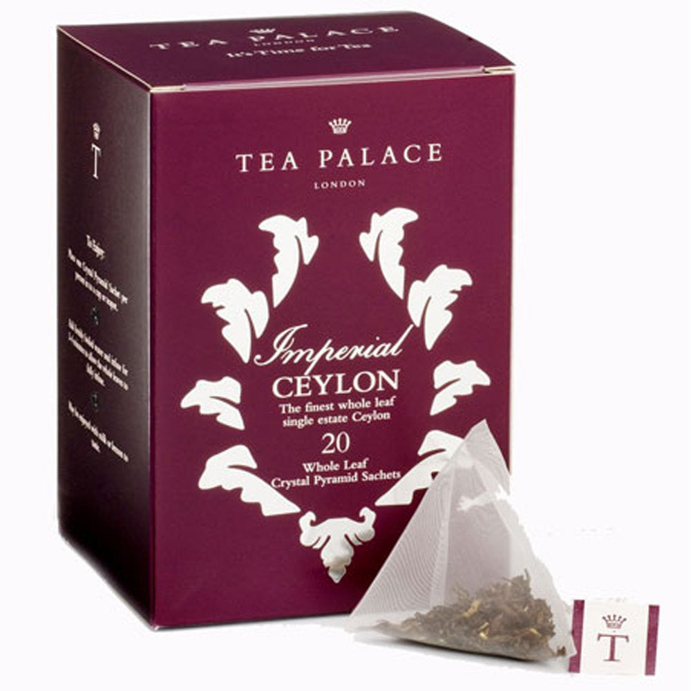 Imperial Ceylon Crystal Tea Bags