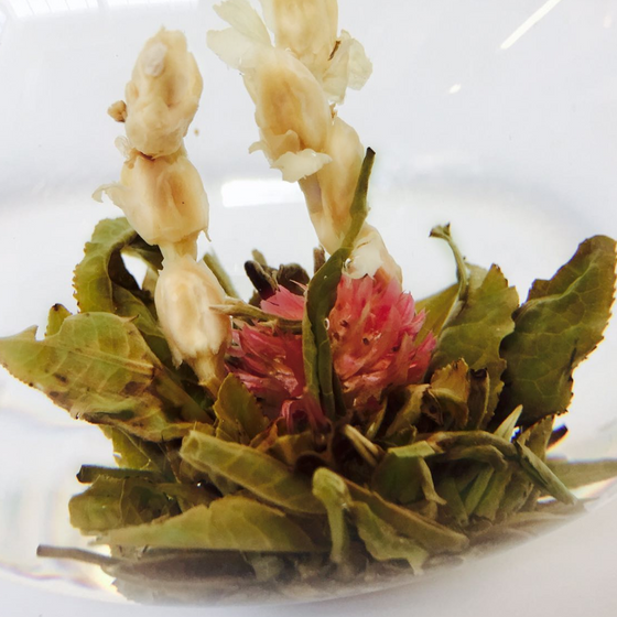 Copy of Flowering Tea