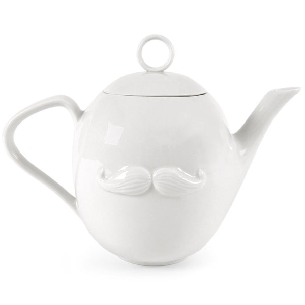 Moustache & Lips Teapot