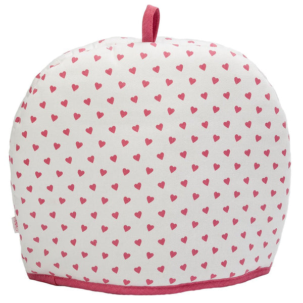Nina Campbell Pink Heart Tea Cosy