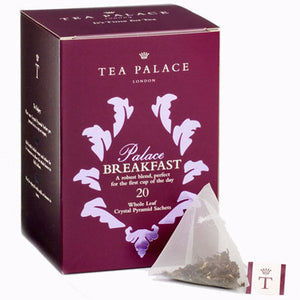 Palace Breakfast - Carton of 20 Tea Sachets