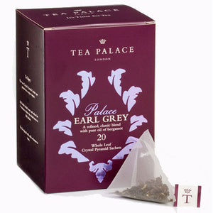 Palace Earl Grey - Carton of 20 Tea Sachets
