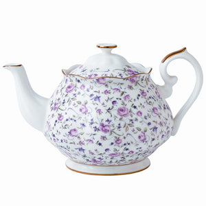 Rose Royale Teapot