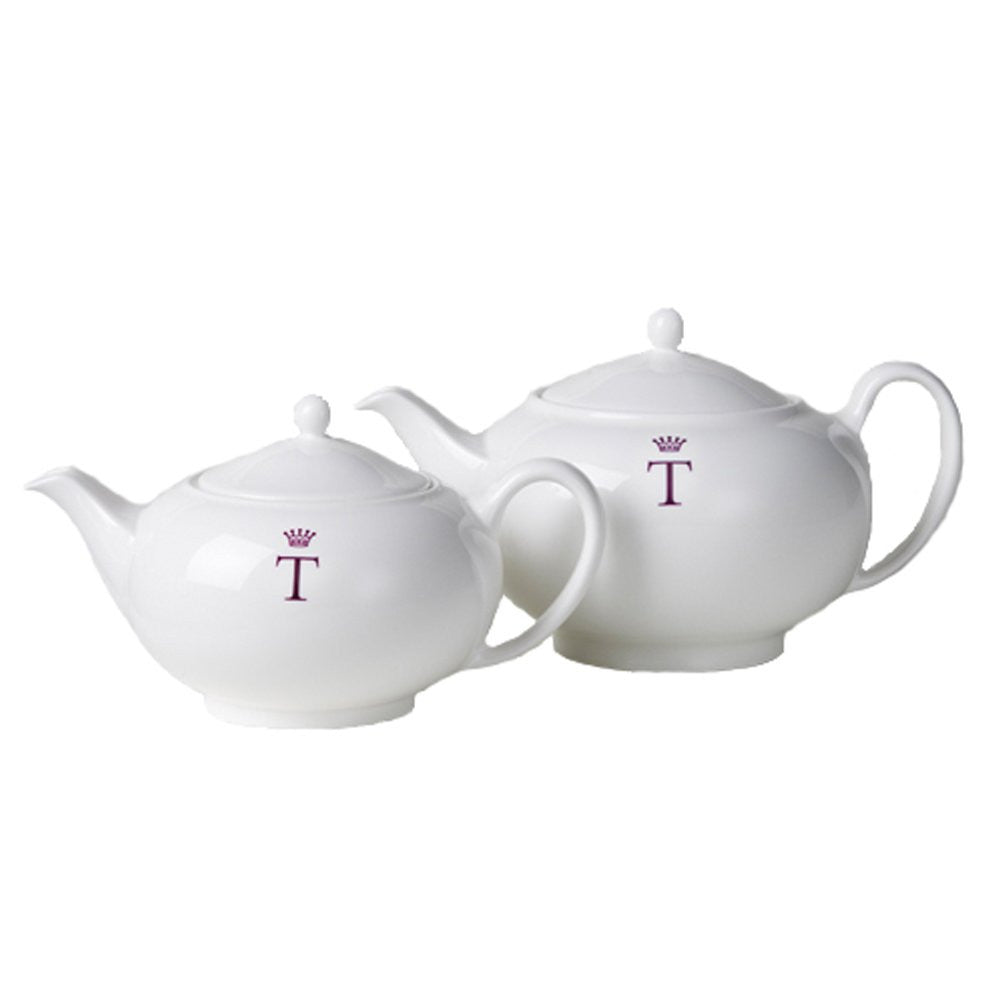 Tea Palace White Wedgwood Teapots