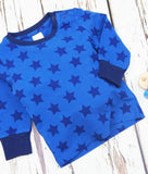 BLADE AND ROSE Blue Star Tee