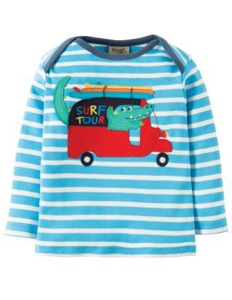 FRUGI Bobby Applique Top