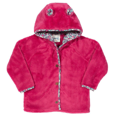 KITE Bear Fleece/Pink