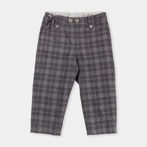 TUTTO PICCOLO Trousers/Grey