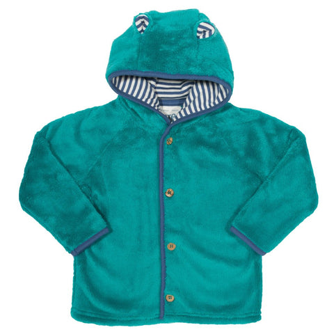 KITE bear fleece/Jade