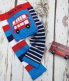 BLADE & ROSE London Bus Leggings