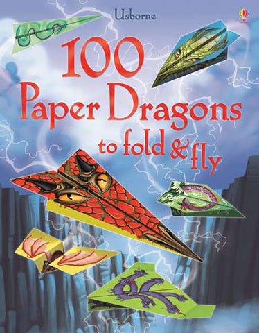 USBORNE 100 Paper Dragons to Fly