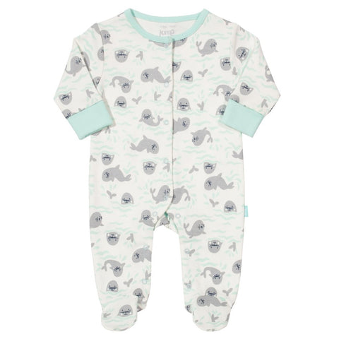 KITE Seal Sleepsuit