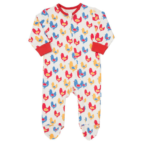 KITE Chick Zippy Sleepsuit