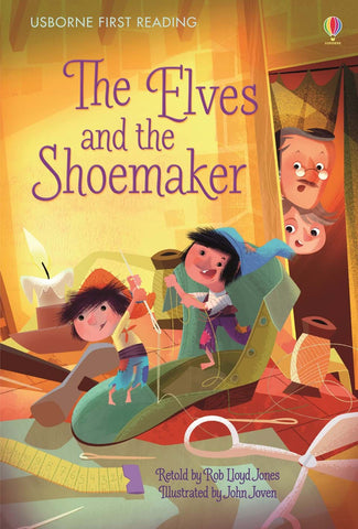 USBORNE The Elves And The Shoe Maker