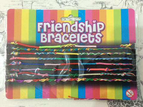 BGC Friendship Bracelets