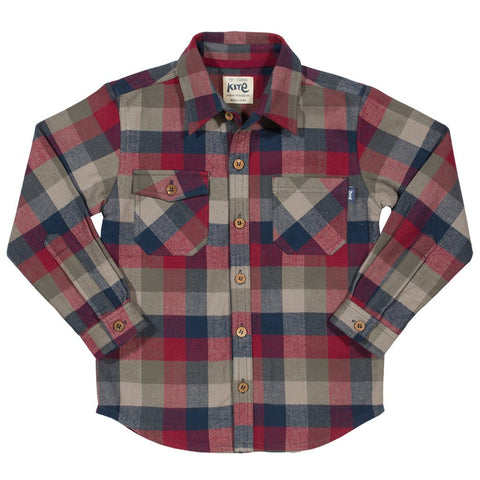 KITE Check Shirt