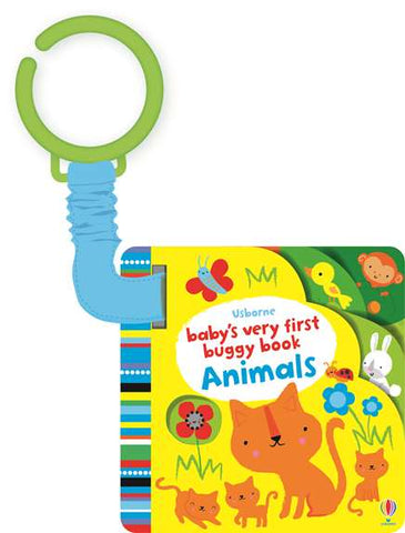 USBORNE Baby's Very First Buggy Book/Animals