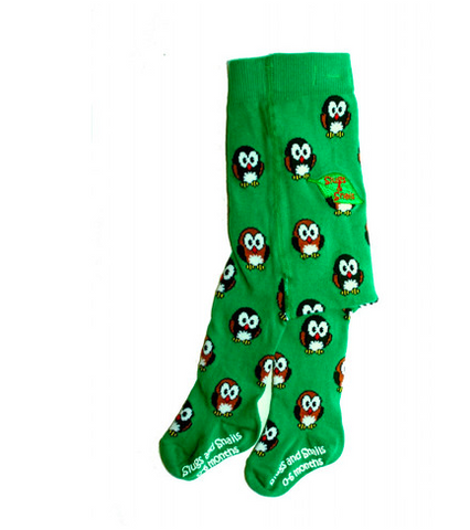 SLUGS AND SNAILS Hoot Tights