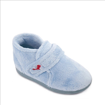 CHIPMUNKS Dream Slippers/Blue