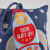 FLOSS & ROCK Tooth Fairy/Cushion Rocket