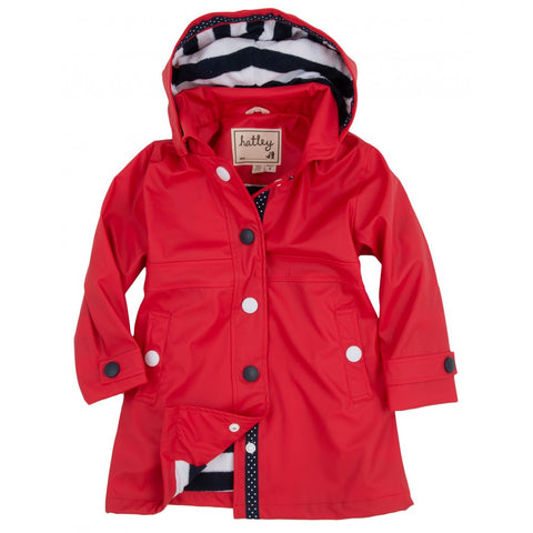 HATLEY Splash Jacket/Red