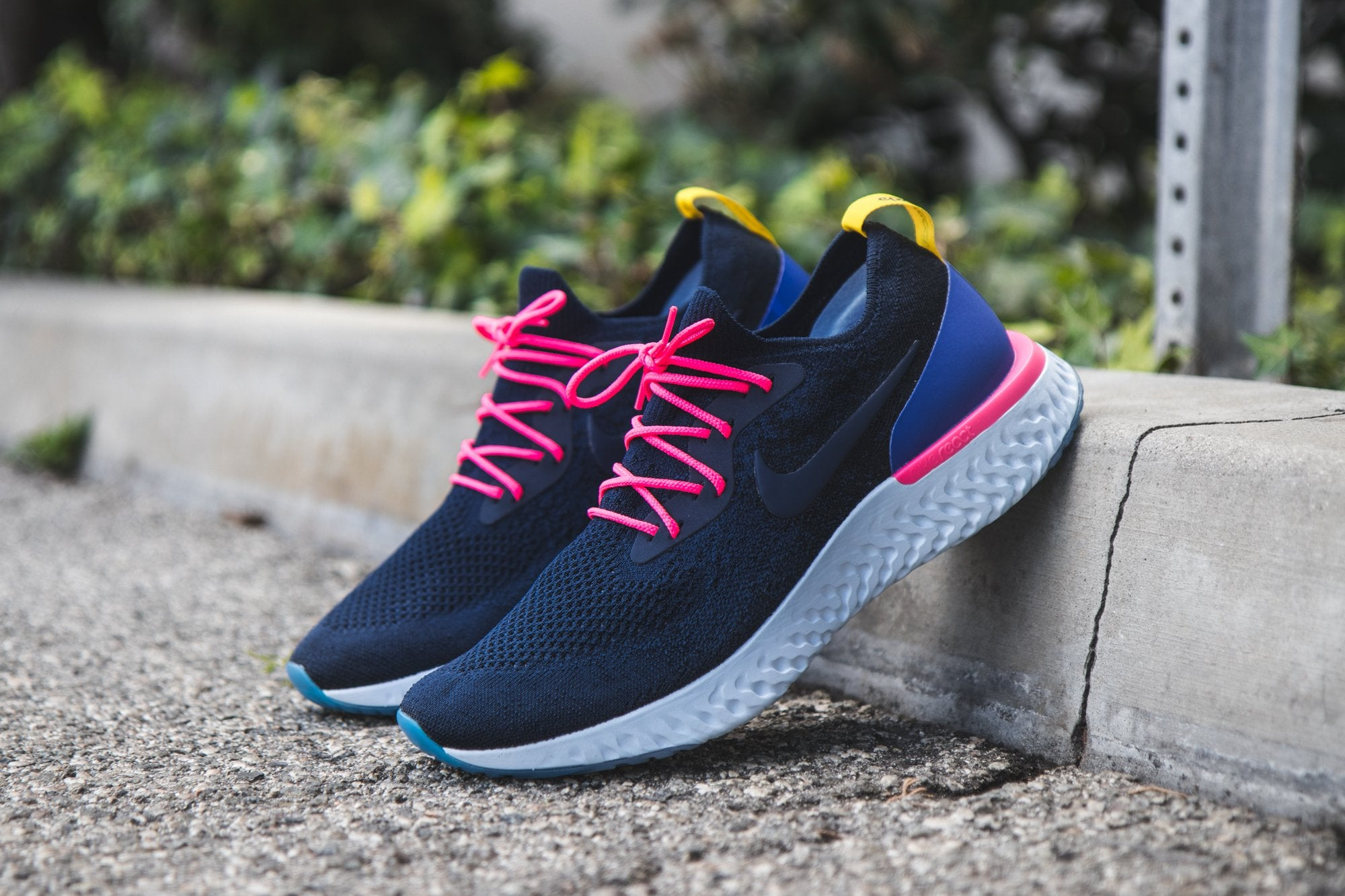 53912623149 NEW NIKE EPIC REACT FLYKNIT – Lace Swapped - Lace Lab