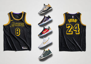 Nike Unveils Lineup for Mamba Week 2020
