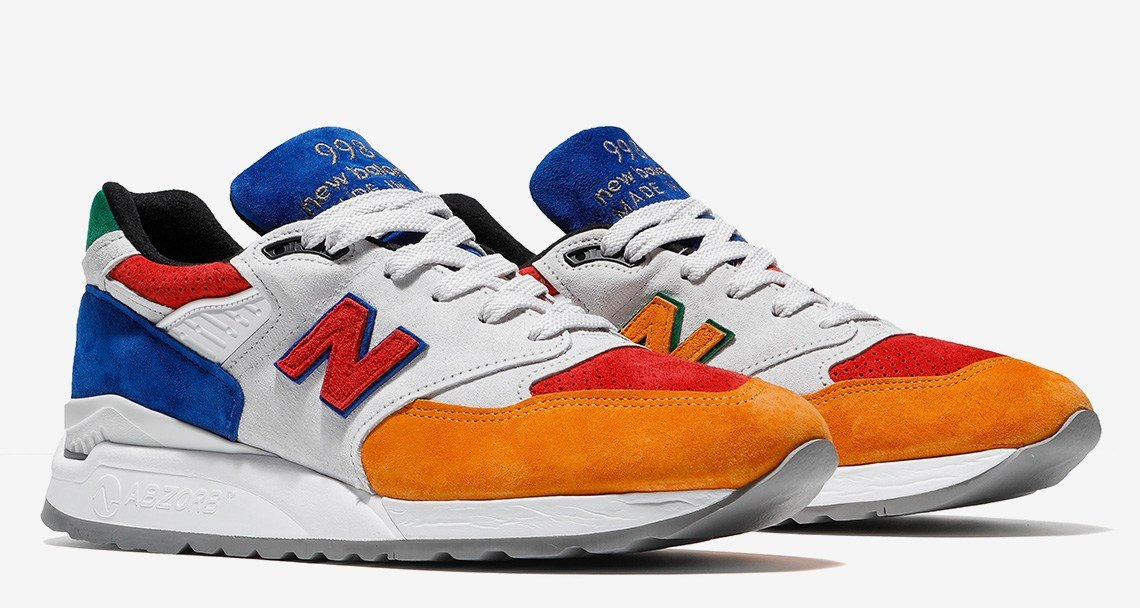 April Releases Finish Strong with Sneaker from Nike, New Balance and Adidas