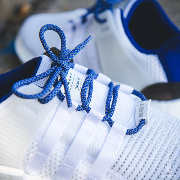 Adidas EQT 93/17 Support Royal Blue Lace Swap