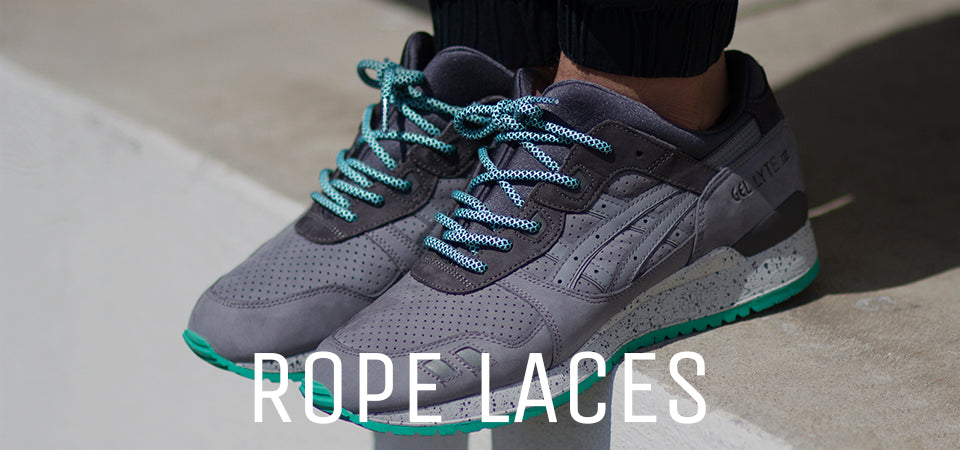 6bf85cca0 Rope Laces
