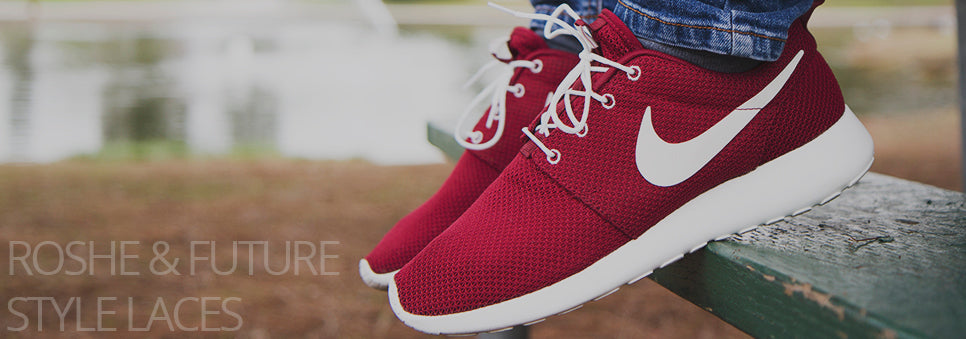 ab0bde717e953 Lace Lab makes exclusive Roshe-style Laces