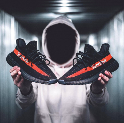 a78b2a5798725 That could be the reason why people are customizing their Yeezy s into  something else entirely.