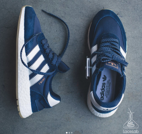 Adidas Iniki Runner x Lace Lab Laces