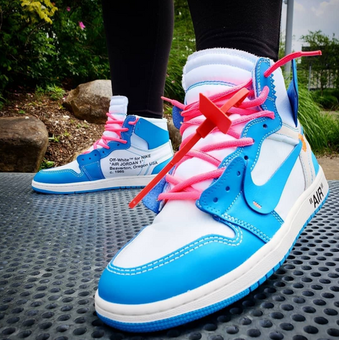 Off-White 1s Lace Swap