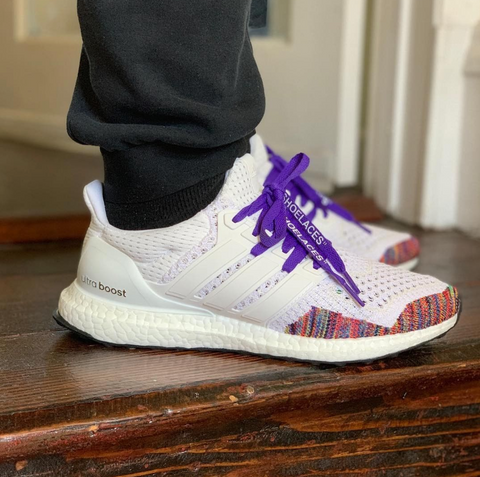 Ultra Boost Off-White Lace Swap