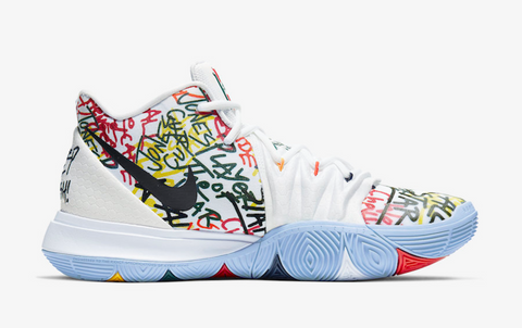 "NIKE KYRIE 5 ""KEEP SUE FRESH"""