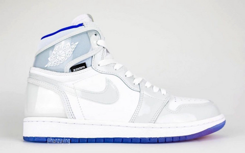 "Air Jordan 1 High Zoom R2T ""Racer Blue"""