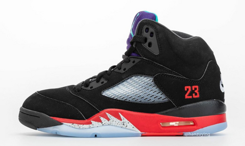 Air Jordan V Retro 'Top 3'