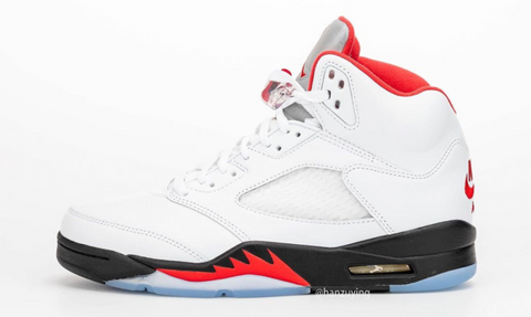 Air Jordan V Retro 'Fire Red'