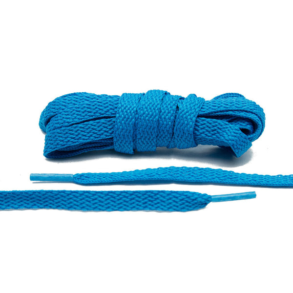 Pick up a Lace Lab Bahama Blue laces to match your NC jersey.