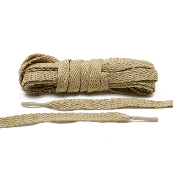 Grab a of Lace Lab Beige Shoe Laces for your canvas sneakers.
