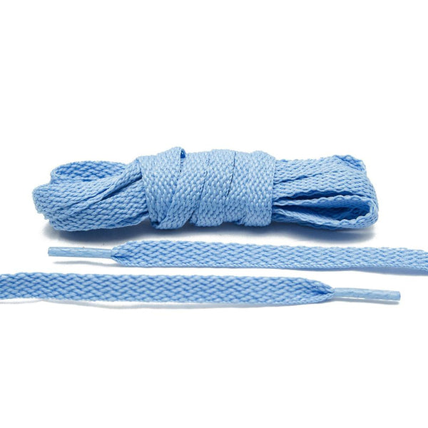Lace Lab's Carolina Blue shoe laces are perfect for your Chapel Hill era Jordan gear.