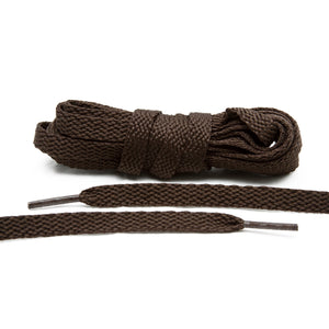 Lace Lab's Brown Shoes Laces are a timeless piece for your sneaker game.