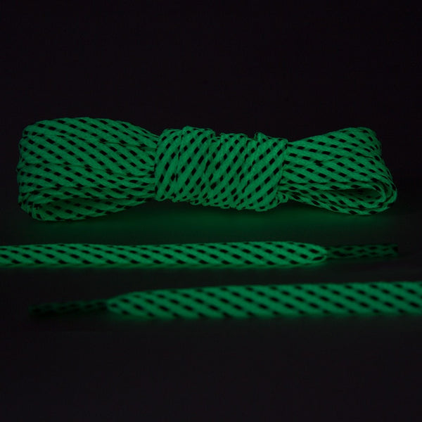 Glow In The Dark Shoe Laces by Lace Lab