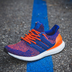 "Adidas Ultra Boost Mystery Ink with 45"" Lace Lab Rope Laces"