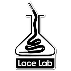 Lace Lab Sticker