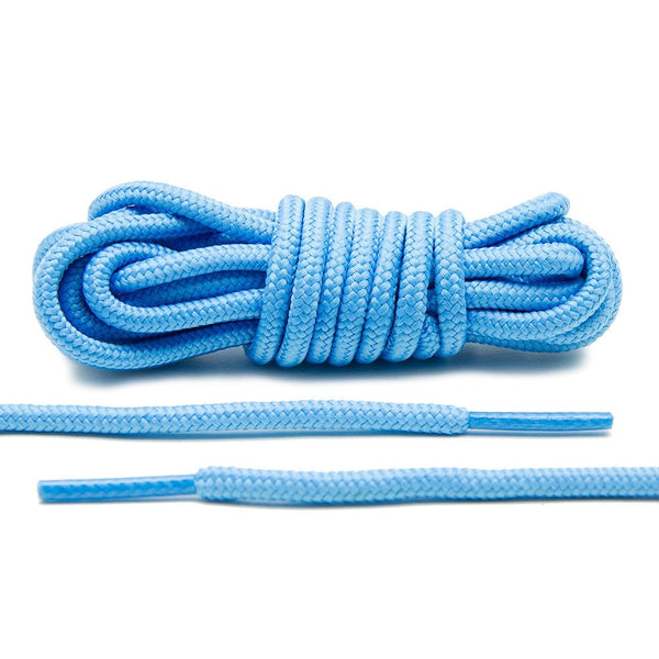 Lace Lab's Legend Blue XI Rope Laces are a great replacement for your Jordan 11 Legends.