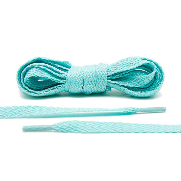 Lace Lab Mint Flat Shoe Laces